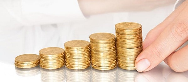 увеличение денежных средств