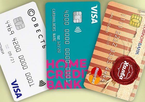 сравнение карт рассрочек Хоум Кредит, Халва и Совесть